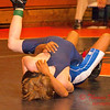 2012 - 1- 7 -  IESA Wrestling - Olympia Invitational - Olympia High School - Stanford Illinois - 157