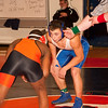 2012 - 1- 7 -  IESA Wrestling - Olympia Invitational - Olympia High School - Stanford Illinois - 924