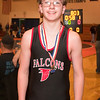 2012 - 1- 7 -  IESA Wrestling - Olympia Invitational - Olympia High School - Stanford Illinois - 1013