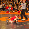 2012 - 1- 7 -  IESA Wrestling - Olympia Invitational - Olympia High School - Stanford Illinois - 153