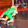 2012 - 1- 7 -  IESA Wrestling - Olympia Invitational - Olympia High School - Stanford Illinois - 141