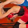 2012 - 1- 7 -  IESA Wrestling - Olympia Invitational - Olympia High School - Stanford Illinois - 93