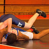 2012 - 1- 7 -  IESA Wrestling - Olympia Invitational - Olympia High School - Stanford Illinois - 159