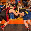 2012 - 1- 7 -  IESA Wrestling - Olympia Invitational - Olympia High School - Stanford Illinois - 703