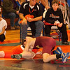 2012 - 1- 7 -  IESA Wrestling - Olympia Invitational - Olympia High School - Stanford Illinois - 245