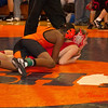 2012 - 1- 7 -  IESA Wrestling - Olympia Invitational - Olympia High School - Stanford Illinois - 163