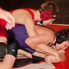 2012 - 1- 7 -  IESA Wrestling - Olympia Invitational - Olympia High School - Stanford Illinois - 435