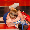 2012 - 1- 7 -  IESA Wrestling - Olympia Invitational - Olympia High School - Stanford Illinois - 69