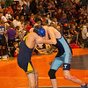 2012 - 1- 7 -  IESA Wrestling - Olympia Invitational - Olympia High School - Stanford Illinois - 541