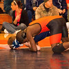 2012 - 1- 7 -  IESA Wrestling - Olympia Invitational - Olympia High School - Stanford Illinois - 285