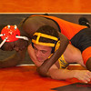 2012 - 1- 7 -  IESA Wrestling - Olympia Invitational - Olympia High School - Stanford Illinois - 618