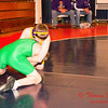 2012 - 1- 7 -  IESA Wrestling - Olympia Invitational - Olympia High School - Stanford Illinois - 142