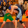2012 - 1- 7 -  IESA Wrestling - Olympia Invitational - Olympia High School - Stanford Illinois - 884