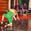 2012 - 1- 7 -  IESA Wrestling - Olympia Invitational - Olympia High School - Stanford Illinois - 144