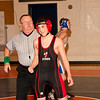 2012 - 1- 7 -  IESA Wrestling - Olympia Invitational - Olympia High School - Stanford Illinois - 445