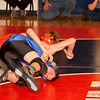 2012 - 1- 7 -  IESA Wrestling - Olympia Invitational - Olympia High School - Stanford Illinois - 825
