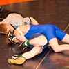 2012 - 1- 7 -  IESA Wrestling - Olympia Invitational - Olympia High School - Stanford Illinois - 71