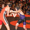 2012 - 1- 7 -  IESA Wrestling - Olympia Invitational - Olympia High School - Stanford Illinois - 59