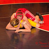 2012 - 1- 7 -  IESA Wrestling - Olympia Invitational - Olympia High School - Stanford Illinois - 254