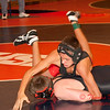 2012 - 1- 7 -  IESA Wrestling - Olympia Invitational - Olympia High School - Stanford Illinois - 210