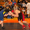 2012 - 1- 7 -  IESA Wrestling - Olympia Invitational - Olympia High School - Stanford Illinois - 702