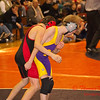 2012 - 1- 7 -  IESA Wrestling - Olympia Invitational - Olympia High School - Stanford Illinois - 735