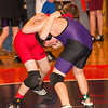 2012 - 1- 7 -  IESA Wrestling - Olympia Invitational - Olympia High School - Stanford Illinois - 433