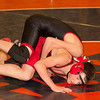 2012 - 1- 7 -  IESA Wrestling - Olympia Invitational - Olympia High School - Stanford Illinois - 667