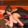2012 - 1- 7 -  IESA Wrestling - Olympia Invitational - Olympia High School - Stanford Illinois - 211