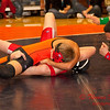 2012 - 1- 7 -  IESA Wrestling - Olympia Invitational - Olympia High School - Stanford Illinois - 222
