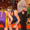 2012 - 1- 7 -  IESA Wrestling - Olympia Invitational - Olympia High School - Stanford Illinois - 176