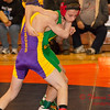 2012 - 1- 7 -  IESA Wrestling - Olympia Invitational - Olympia High School - Stanford Illinois - 493