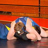 2012 - 1- 7 -  IESA Wrestling - Olympia Invitational - Olympia High School - Stanford Illinois - 398