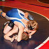 2012 - 1- 7 -  IESA Wrestling - Olympia Invitational - Olympia High School - Stanford Illinois - 185