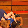 2012 - 1- 7 -  IESA Wrestling - Olympia Invitational - Olympia High School - Stanford Illinois - 160