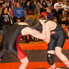 2012 - 1- 7 -  IESA Wrestling - Olympia Invitational - Olympia High School - Stanford Illinois - 101