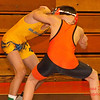 2012 - 1- 7 -  IESA Wrestling - Olympia Invitational - Olympia High School - Stanford Illinois - 61