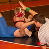 2012 - 1- 7 -  IESA Wrestling - Olympia Invitational - Olympia High School - Stanford Illinois - 922