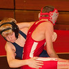 2012 - 1- 7 -  IESA Wrestling - Olympia Invitational - Olympia High School - Stanford Illinois - 789