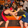 2012 - 1- 7 -  IESA Wrestling - Olympia Invitational - Olympia High School - Stanford Illinois - 701