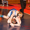 2012 - 1- 7 -  IESA Wrestling - Olympia Invitational - Olympia High School - Stanford Illinois - 183