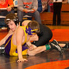 2012 - 1- 7 -  IESA Wrestling - Olympia Invitational - Olympia High School - Stanford Illinois - 831