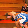 2012 - 1- 7 -  IESA Wrestling - Olympia Invitational - Olympia High School - Stanford Illinois - 156