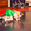 2012 - 1- 7 -  IESA Wrestling - Olympia Invitational - Olympia High School - Stanford Illinois - 143