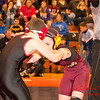 2012 - 1- 7 -  IESA Wrestling - Olympia Invitational - Olympia High School - Stanford Illinois - 85