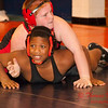 2012 - 1- 7 -  IESA Wrestling - Olympia Invitational - Olympia High School - Stanford Illinois - 310