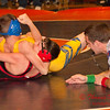 2012 - 1- 7 -  IESA Wrestling - Olympia Invitational - Olympia High School - Stanford Illinois - 206