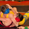 2012 - 1- 7 -  IESA Wrestling - Olympia Invitational - Olympia High School - Stanford Illinois - 204