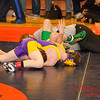 2012 - 1- 7 -  IESA Wrestling - Olympia Invitational - Olympia High School - Stanford Illinois - 494