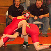 2012 - 1- 7 -  IESA Wrestling - Olympia Invitational - Olympia High School - Stanford Illinois - 299